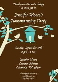Free Housewarming Invitations Ideas