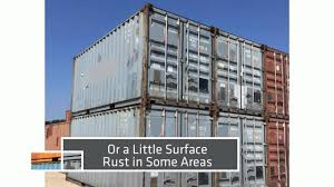 100 Shipping Containers San Francisco How To Buy Used In Oakland CA The Bay Area WesternContainerSale