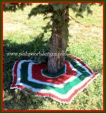 72 Inch Gold Christmas Tree Skirt by Posh Pooch Designs Dog Clothes Homespun Christmas Tree Skirt