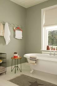 Best Paint Color For Bathroom Walls by Best 25 Serene Bathroom Ideas On Pinterest Bathroom Paint