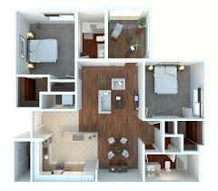 Building Floor Plan Colors 50 Two