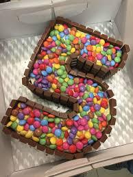 zum 5 geburtstag ein smartie kuchen geburtstag kuchen