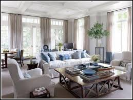 Adorable Living Room Country Curtains Designs With Rustic Style Home Design Ideas