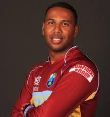 West Indies Players Samuel Badree