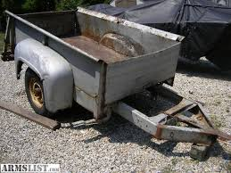 ARMSLIST For Sale Trade trailer