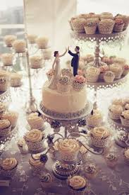 Best 25 Cupcake Wedding Cakes Ideas On Pinterest