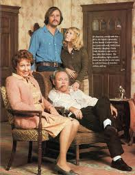 Archie Bunker Chair Quotes by All In The Family 1971 1979 Carroll O U0027connor As Archie Bunker