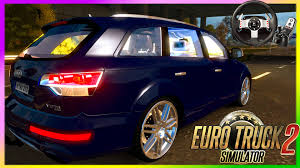 Audi Q7 Mod (Euro Truck Simulator 2) » ETS2 Mods   Euro Truck ... Euro Truck Simulator 2 Mod Austop Youtube Download Ets2 Usa Map Major Tourist Attractions Maps Steam Community Guide How To Enable Your Mods Audi Q7 Mod Ets2 Ets Archives Simulation Park Ets Ats Farming 19 Scania Dhoine Mods Reviews Hino 500 By Kets2i Peterbilt 351 Yellow Peril Skin 122 10 Must Have Modifications For 2017 New Post Blog Big Traffic Mod V123 Rjl Aces Skin Modhubus