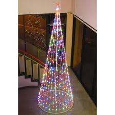 6ft Lighted Spiral Christmas Tree by Christmas Tree Outdoor Christmas Decorations You U0027ll Love Wayfair