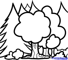 How To Draw Trees For Kids Step By Pop Culture