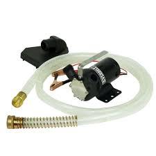Utility Sink Pump Home Depot by Everbilt 0 1 Hp 12 Volt Non Submersible Utility Pump Ze00804 The