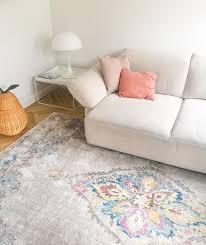 wohnzimmer teppich boho caseconrad