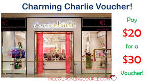 $30 Charming Charlie Voucher For Only $20! Wayfair Coupon Code Black Friday Cleartrip Coupons Charming Charlie Coupon Codes Shoppingworldzcom Bogo All Reg Priced Jewelry And Watches Original South Africa Shop Promo Allegiant Air Bgage Grand Haven 9 Backyardpoolsuperstore Com Freecharge Dish Tv Today Get Discount On Airpods Yoga Outlet Uk Sears Auto Alignment 15 Off 65 More At Cc Domain Deals O2 Iphone 5s Mcdonalds Codes India Business 21 Publishing Kwik Kar Frisco Oil Change Nordstrom Nicotalia Moo Shoes