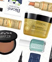 Best Drugstore Beauty Products Under $10 for 2017