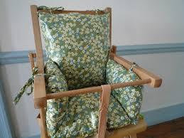 assise chaise haute coussin de chaise haute urbanité s