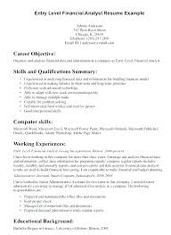 Resume Key Skills Examples Qualifications Cosy For Sample In Summary Of