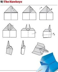 How To Fold Cool Paper PPlanes