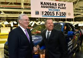 Kansas City Assembly Plant Comes On Line As Second U.S. Factory ... Ford Begins Retooling Dearborn Truck Plant For 2015 F150 Tour Photo Image Gallery Video Inside Fords Resigned Truck Plant To See How The F Meet Woman In Charge Of Building Bestselling Pickup Production At Video 2019 A Decade Sustainability Tnw Companion Descriptions Ieee Icps 2017 Celebrates Reopening Michigan Radio 100 Years Building Cars And Wealth Rouge Manufacturing Media Center Facing Complete Shutdown Production After Fire