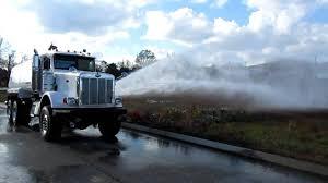 100 Water Truck 4000 Gallon CRC Contractors Rental