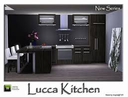 Sims 3 Kitchen Counters Furniture Decor Objects