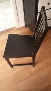 6 stühle ikea stefan stuhl esszimmer in 12527 berlin
