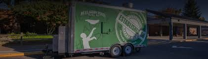 100 Green Pizza Truck Bellagios Catering