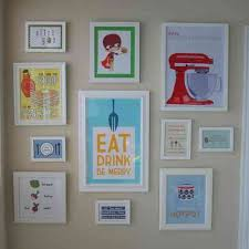 Diy Kitchen Wall Decor For Well Ideas Awesome Nice