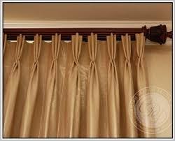 Double Traverse Wood Curtain Rod by Custom Curtain Rods Curtains For A Traverse Rod Traversing Drapery