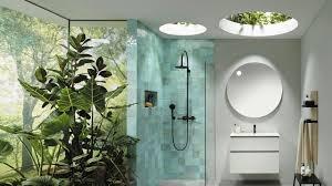 wer ügend platz in seinem badezimmer hat kann pflanzen