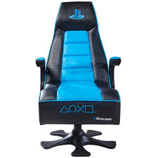 X Rocker Wireless Sony PlayStation® (Officially Licensed) Infiniti Gaming  Chair 2.1 - Black Pyramat Wireless Gaming Chair Home Fniture Design Game Bluetooth Singular X Rocker 51259 Pro H3 41 Audio Chair Infiniti 21 Series Ii Bckplatinum Aftburner Pedestal New 2018 Xrocker Se Sound Fox 5171401 Cxr1 Ackblue Office Chairs Xrocker Spider With