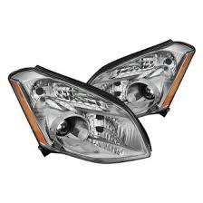 2008 nissan maxima custom factory headlights carid