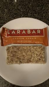 My Paleo Toffee Cashew Bar Vs Cookie Larabar