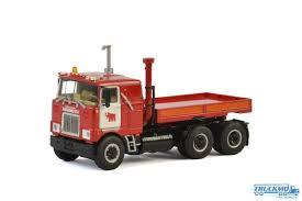 100 Mack Truck Models WSI Mammoet F700 Ballast Box 410230 Truck Model TRUCKMO