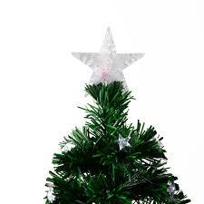 Pre Lit Multicolor Christmas Tree Canada by Pre Lit Rotating Christmas Tree