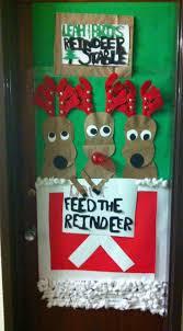 Christmas Classroom Door Decorations On Pinterest by 134 Best Christmas Door Images On Pinterest Christmas Door