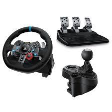 siege volant ps3 logitech g29 driving driving shifter volant pc