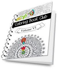 1 New Coloring Book Per Week