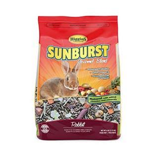 Higgins Sunburst Gourmet Rabbit Food Mix - 6lbs
