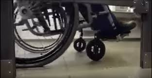 Handicap Bathroom Stall Prank by Man U0027s Quick Thinking Saves Himself From Embarrassment After Using