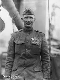 Second Most Decorated Soldier Of All Time by In Wwi Alvin York Captured 132 German Soldiers Pretty Much Single