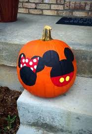 Mickey Mouse Vampire Pumpkin Stencil by Make A Mickey Mouse Pumpkin This Halloween Mickey Mouse Pumpkin