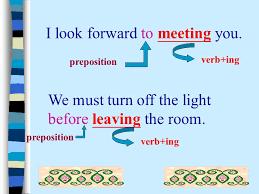 Light Verb by Verb Ing Such As Eat Verb Ing Eating Drink Verb Ing