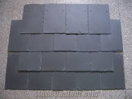 honed cheap slate roof tile from china stonecontact