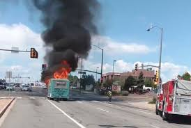 100 Alameda Food Trucks Truck Catches Fire On In Aurora FOX31 Denver