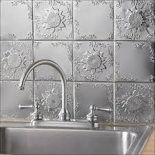 kitchen pressed tin backsplash subway tile backsplash ideas