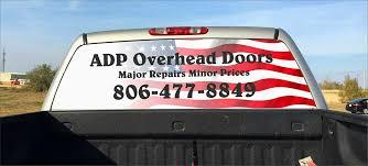 ADP Overhead Doors Amarillo Texas