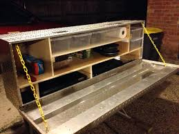 Truck Bed Slide Out Tool Box Plans Best Pickup Boxes Ideas On Turn A ... Truck Bed Slide Ideas That Can Make Pickup Campe Diy Vault For Tacoma Camper S I M C A H Home Made Drawer Slides Strong And Cheap Ih8mud Forum 57 Bed Plans Enteleainfo Decked Organizer Storage System Abtl Auto Extras Out Tool Box Plans Best Resource Garagewoodshop Pinterest Completed Frame U Blueprints Diy Built Truck Camper Homes Floor