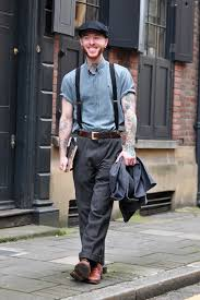 Vintage Style Outfits For Men Pictures