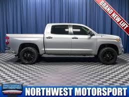 100 Puyallup Cars And Trucks Silver Toyota Tundra In WA For Sale Used On