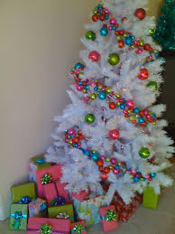CHRISTMAS TREE White Christmas I Got At Target Love It Because Looks As Snow